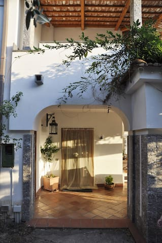 Splendida villa sulle colline del Cilento