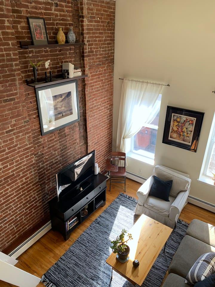 Entire Apartment -  1 Bedroom Urban Oasis
