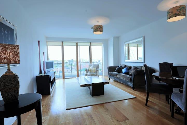 Best Location Luxury Penthouse style Apt.
