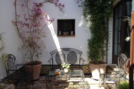 La casita del patio