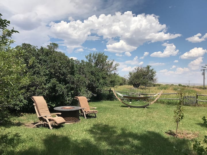 Property 1/2 mile off epicenter of eclipse path