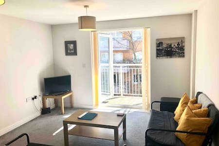 Perfect for city centre and Bay - 2 bedroom flat