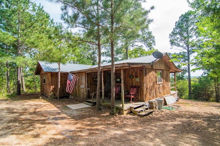 Best Little Cabin in Texas