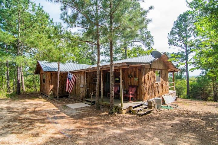 Best Little Cabin in Texas