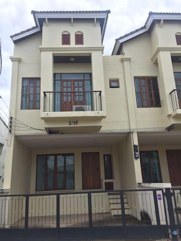 Large 3 bed, 3 bath house in Nan. - Nan - House