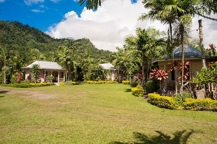 Talanoa Fales Accommodation