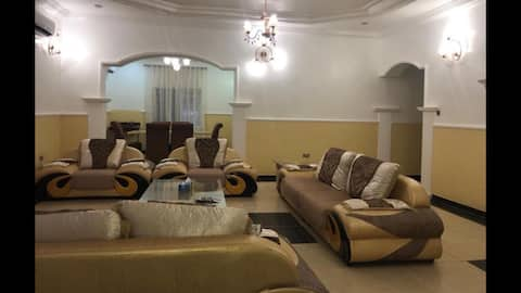 Abuja's  Family Home Away From Home
