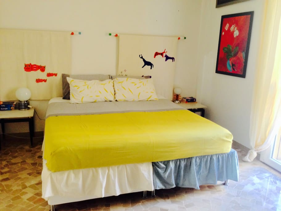 Guest Bedroom (double bed)
