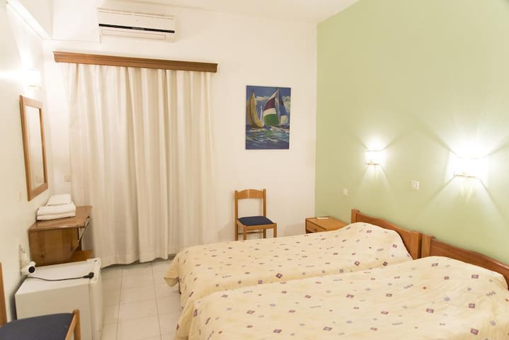 Beautiful double room with exquisite décor