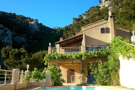 Chambre privée dans villa en colocation - Toulon