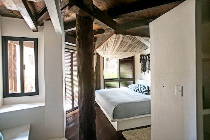 Special Offer- Stylish Semi-Sea View Room on Beach