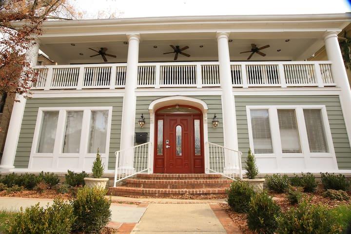 Music City Mansion - Nashville - Casa