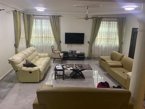 Aburi Serenity Villa