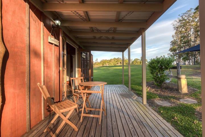 Cohiba Creek Cabin - Flaxton - Houten huisje