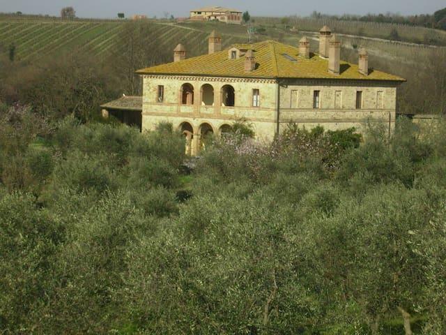 Relax e atmosfere del Chianti vicino a Siena - Castelnuovo Berardenga - Skjul