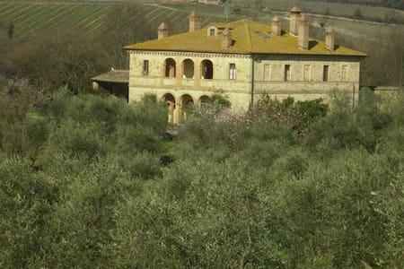 Relax e atmosfere del Chianti vicino a Siena - Castelnuovo Berardenga - Choza