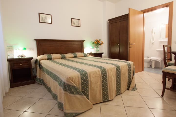 Double room in the heart of Venice