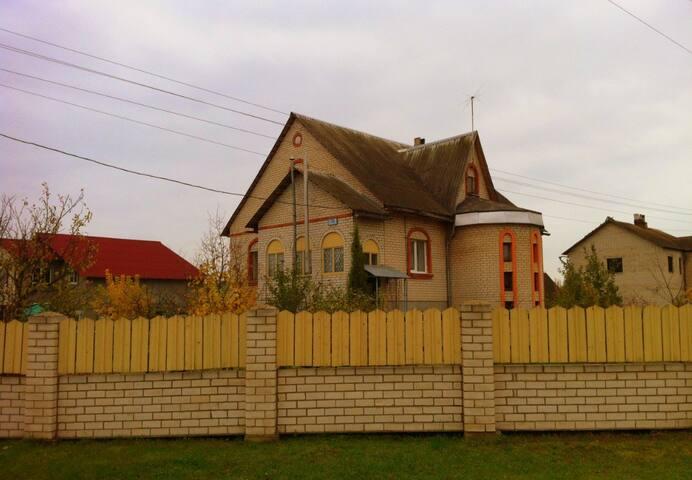 Большой дом г. Полоцк