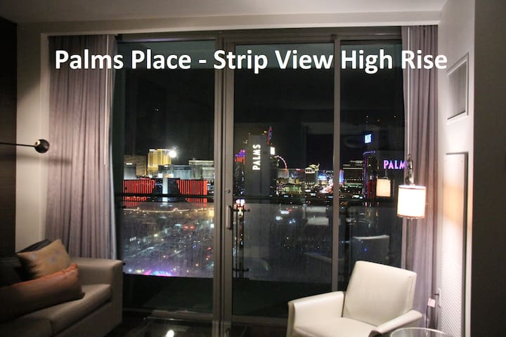 306 Palms Place, Strip View High-Rise 31st Floor
