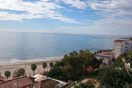 Appartement met zeezicht in Villajoyosa - La Vila Joiosa - Lägenhet