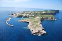 island of ventotene