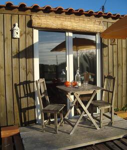 Relaxing Cottage on Organic Farm - Rogil - Villa