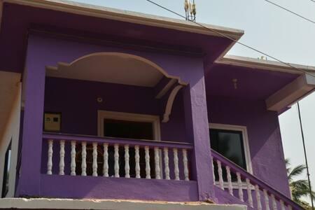 2 этаж дома (2 спальни) Морджим  - 모르짐(Morjim)