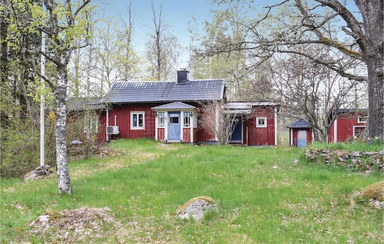 Holiday cottage with 1 bedroom on 45m² in Vimmerby