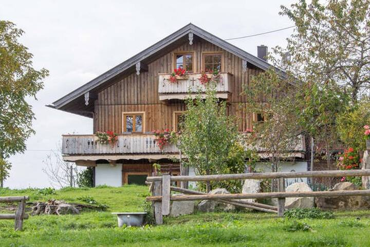 Brauneck - Wackersberg - Apartament