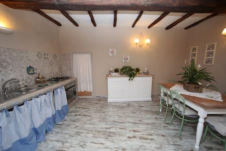 Sacro Bosco Apartment ULIVO - in centro storico - Bomarzo - Lejlighed