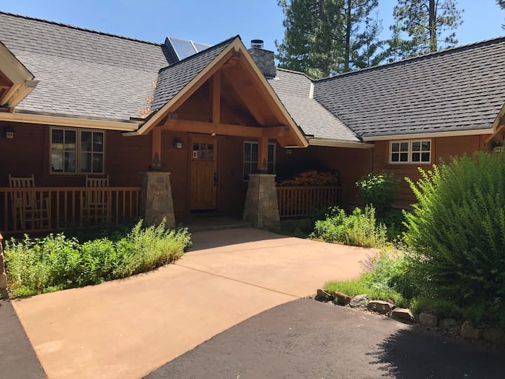 The Cabin at Long Valley Ranch