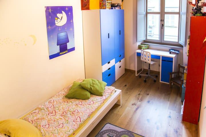 Nel cuore di Torino, con vista su tetti e luna - Torino - Apartment