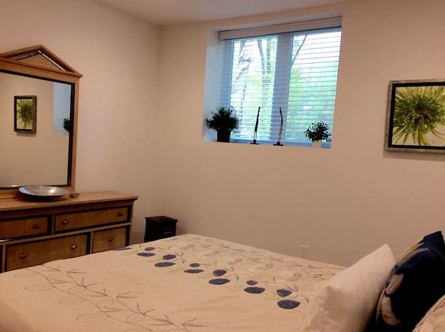 Private Room and Bath in Beautiful Morristown