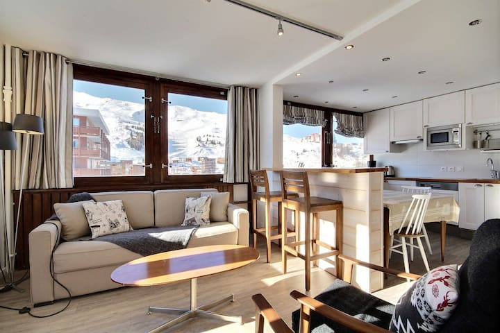 MTBL0062 - Fully refurbished aparment with beautiful view