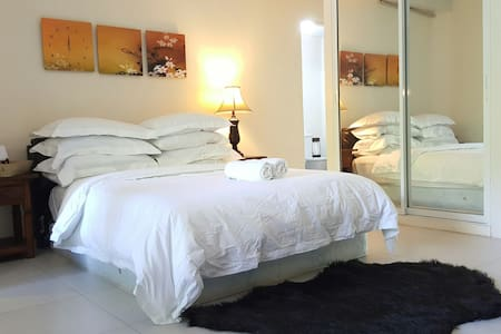 Clean & cozy unit near Beach w/ complete amenities - nasugbu
