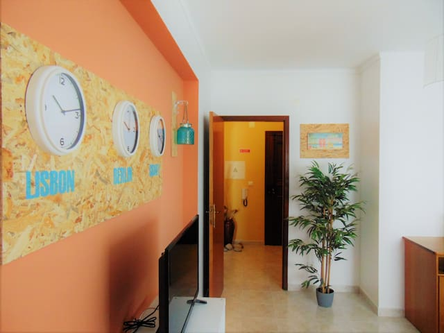 Peniche Beach Apartment - Shell