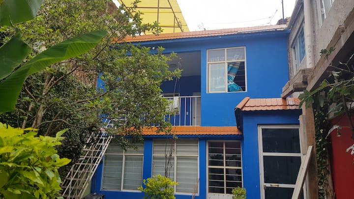 Habitación cerca IPN, Lindavista, Ticoman, Acueduc