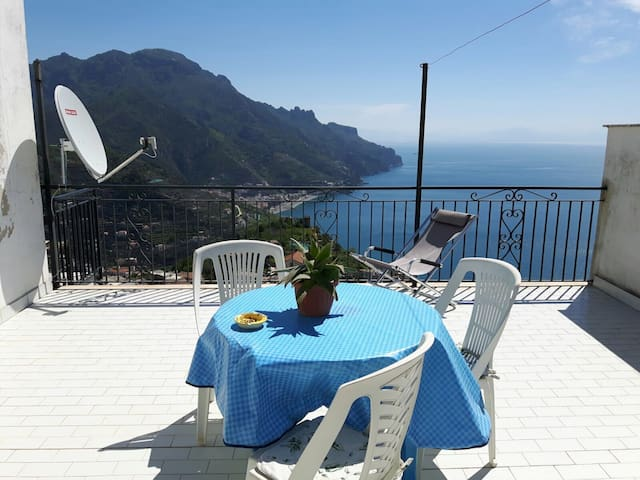 Casa Emma Sea View - Ravello - Apartment