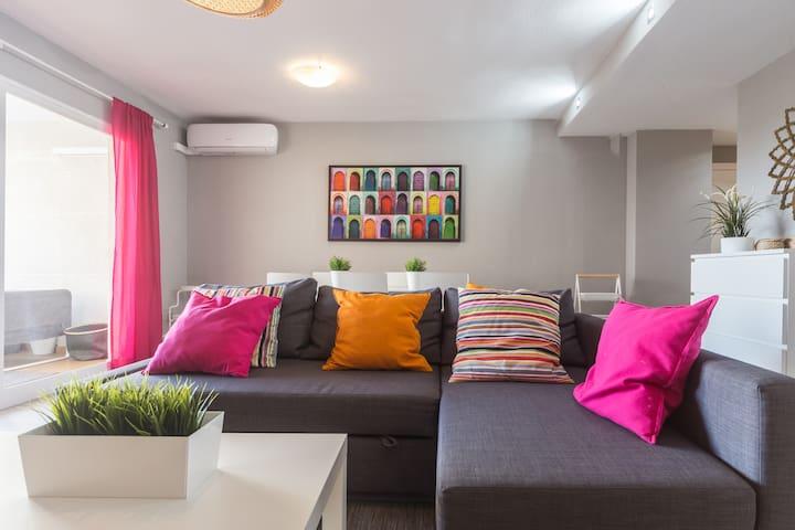 Apartment in Playa de San Juan next to IVF spain