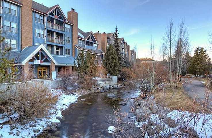 1br/1 Bath Condo; Ski-In; Walk To Gondo & Downtown