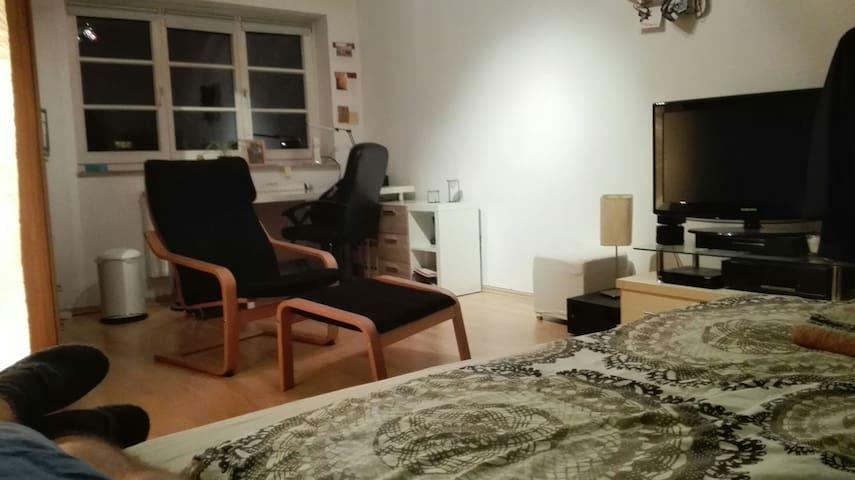 Geräumige Wohnung mit top Anbindung - Mannheim