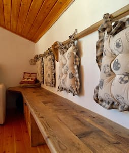 Accogliente mansarda con vista - Nova Ponente - Apartment
