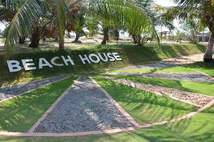 Beach House Rooms in Negombo