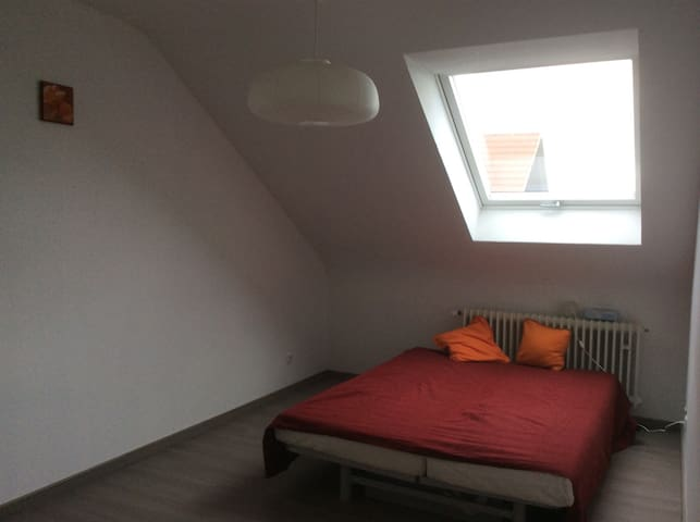 Cute modern quiet appartment - Lampertheim - Apartemen