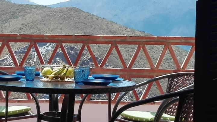 Balcón de Carataunas en Alpujarra