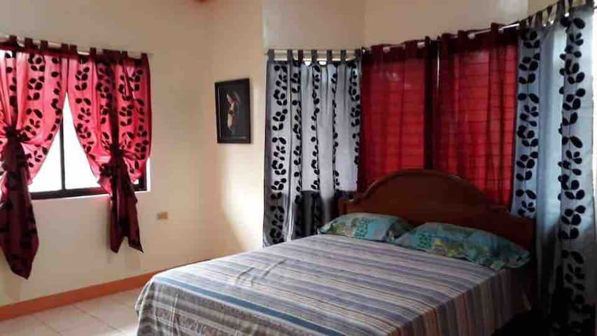 vacation house / room to stay in Leganes Iloilo/