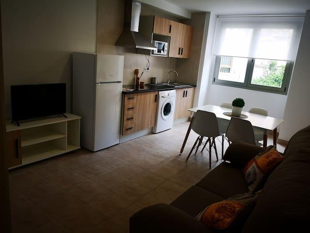Suites independientes en el Centro de Castellón.