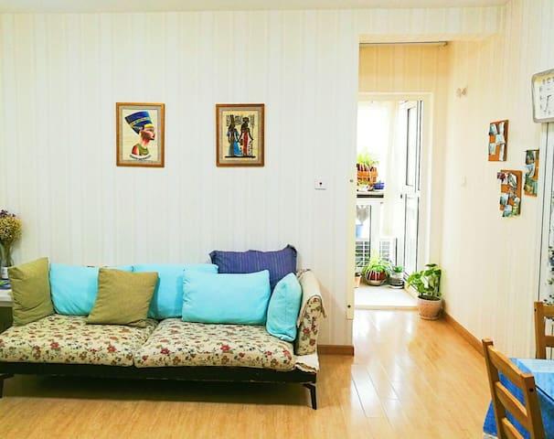 中新生态城  New tianjin eco-city comfortable 1 bedroom