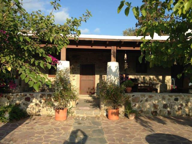 Beautiful stone-house with garden - Gümüşlük Belediyesi - Rumah