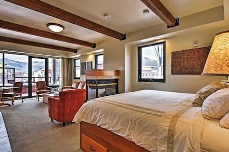 Luxurious 1-bedroom Studio Suite